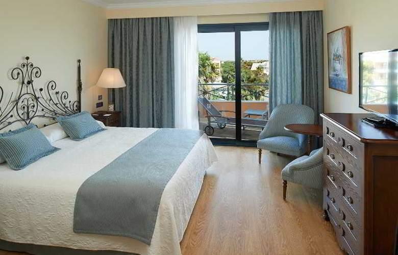 Hipotels Barrosa Palace & SPA - Room - 12