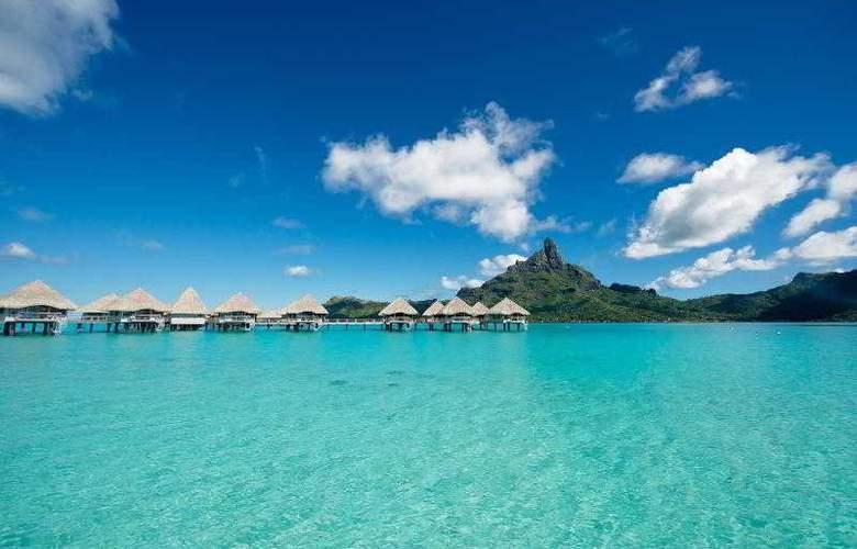 Le Meridien Bora Bora - Hotel - 53