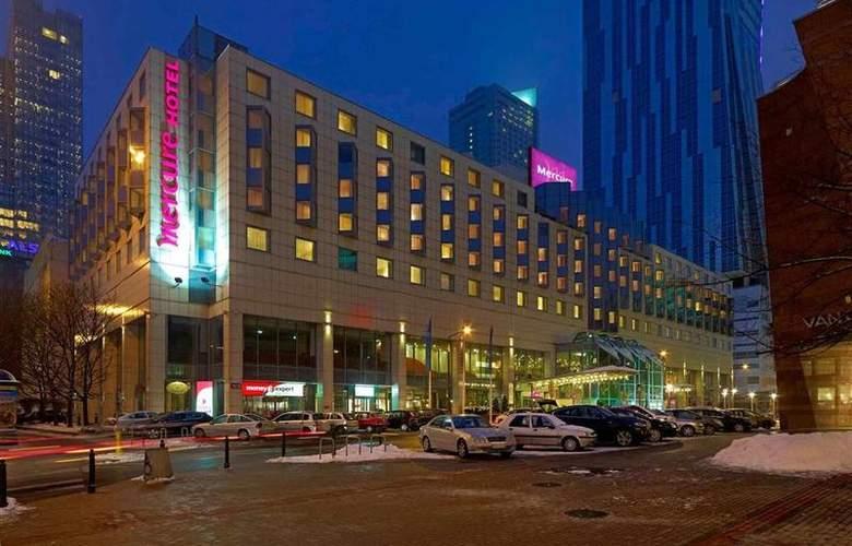 Mercure Warszawa Centrum - Hotel - 4