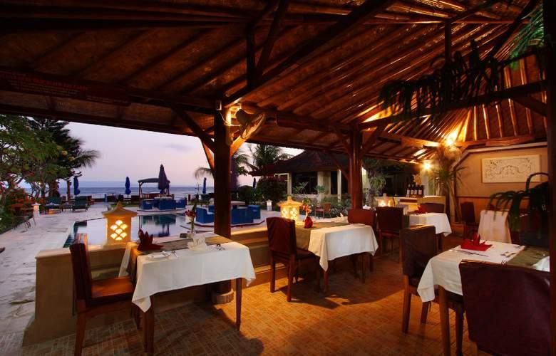 The Bali Shangrila Beach Club - Restaurant - 10