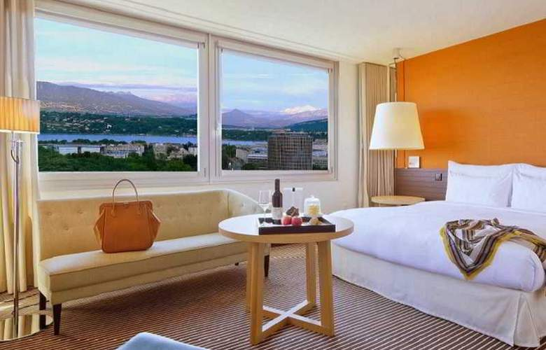 Intercontinental Geneve - Room - 4