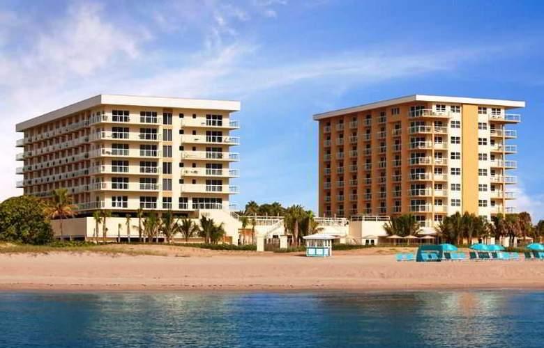 Fort Lauderdale Marriott Pompano Beach Resort & Spa - Hotel - 14
