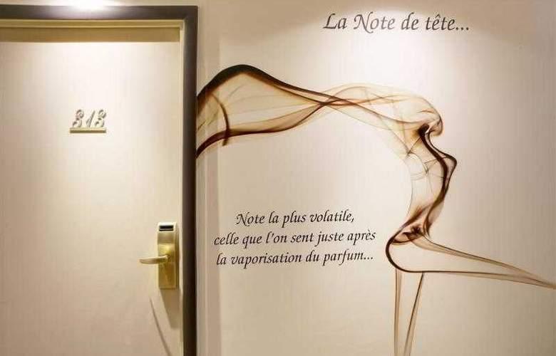 Best Western Elixir Grasse - Hotel - 59