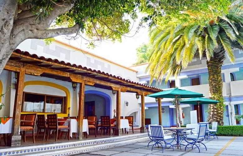 Villas Arqueologicas Teotihuacan - Restaurant - 31