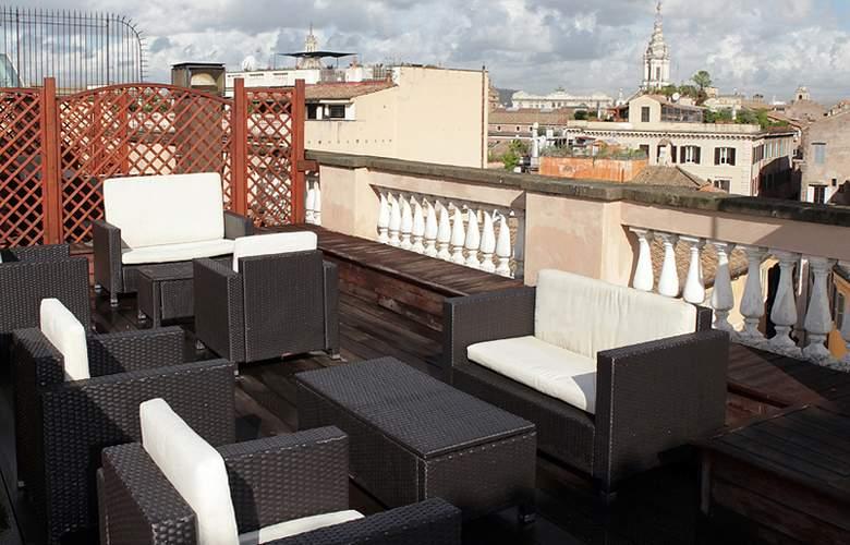 Exe Della Torre Argentina - Terrace - 20