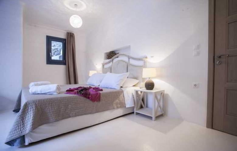 Mykonos Panormos Villas - Room - 8