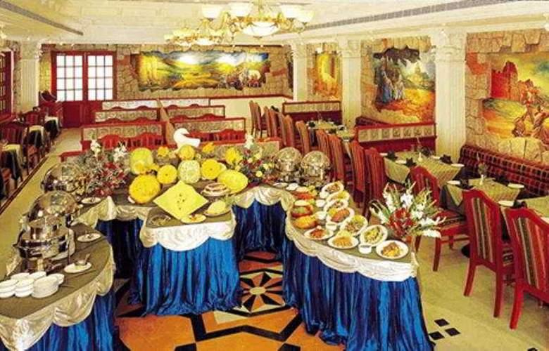 Annamalai International Hotel - Restaurant - 10