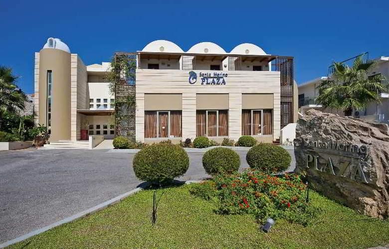 Santa Marina Plaza - Hotel - 12