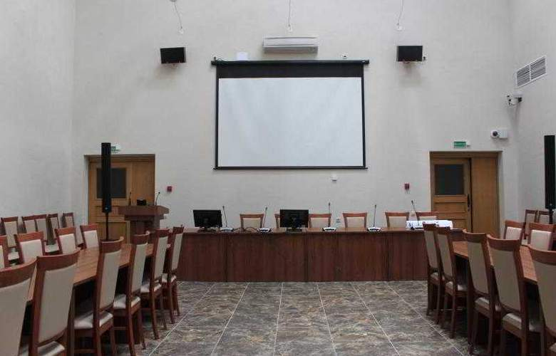 Monastyrski Hotel - Conference - 2