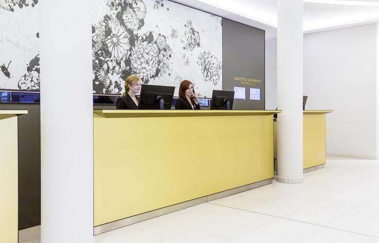 Novotel Nuernberg Centre Ville - Hotel - 6