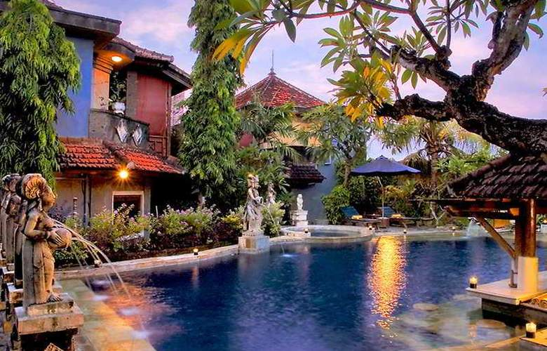 Putu Bali Villa and Spa - Pool - 7