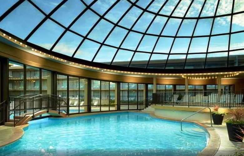 Marriott Chicago O'hare - Pool - 4