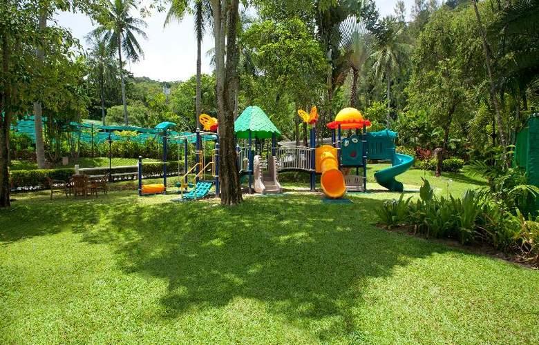 Le Meridien Phuket Beach Resort - Sport - 36