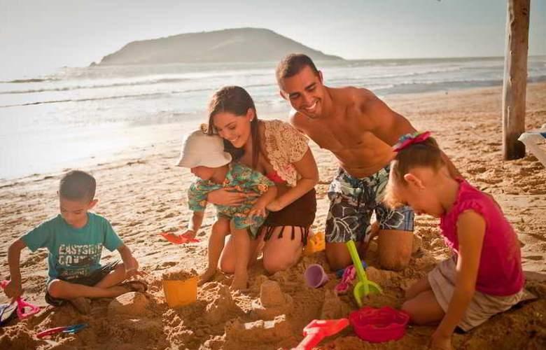 El Cid El Moro Beach Hotel - Beach - 2
