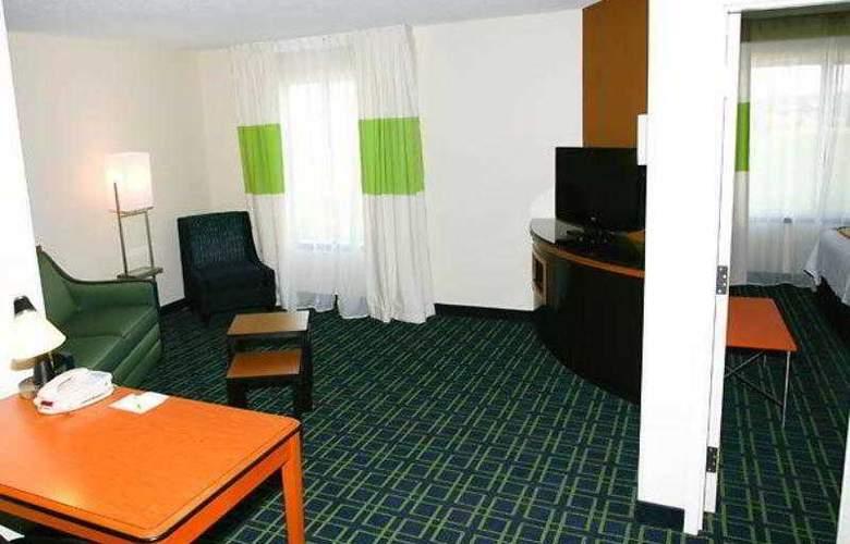 Fairfield Inn & Suites Tupelo - Hotel - 2