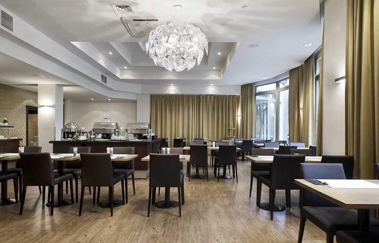 M-Hotel Genk - Restaurant - 5