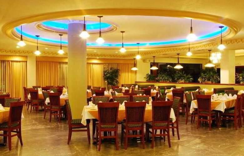 Howard Johnson Royal Garden Reynosa - Restaurant - 7