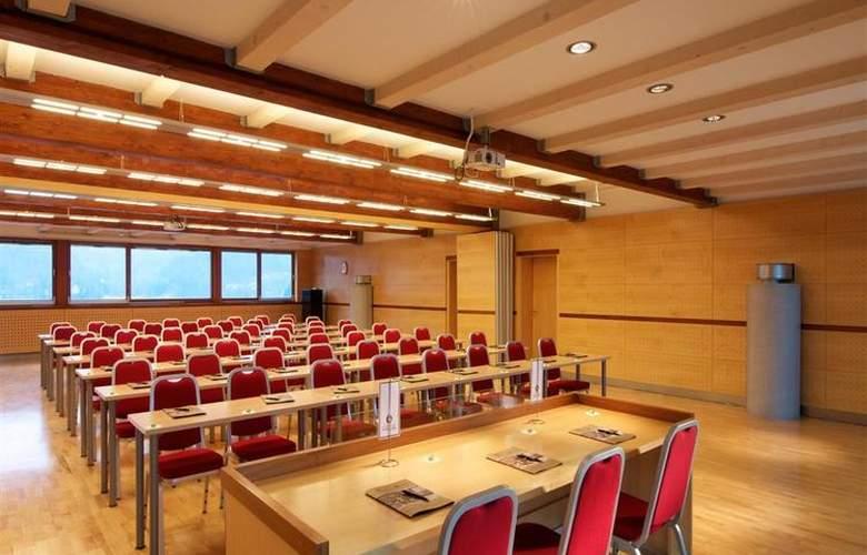 Best Western Premier Lovec - Conference - 42