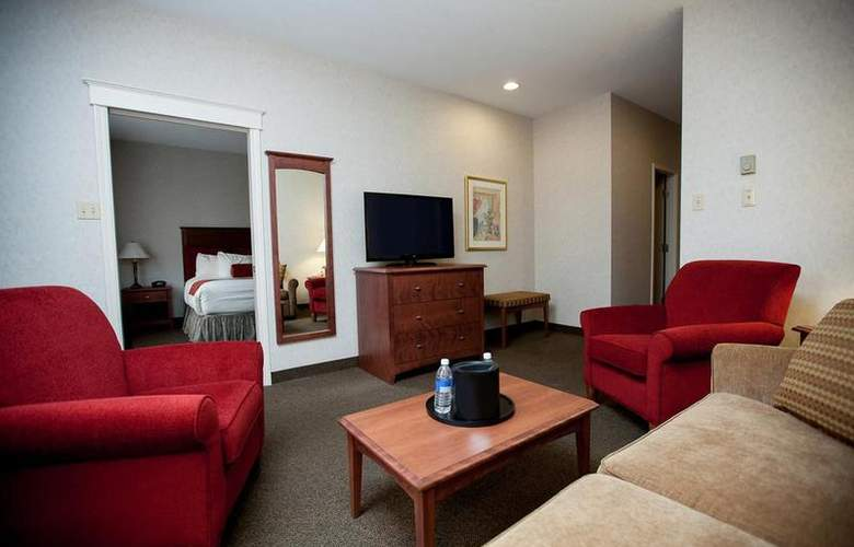 Best Western Glengarry Hotel - Room - 73