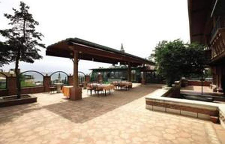 Hotel Sultanahmet Palace - Terrace - 4