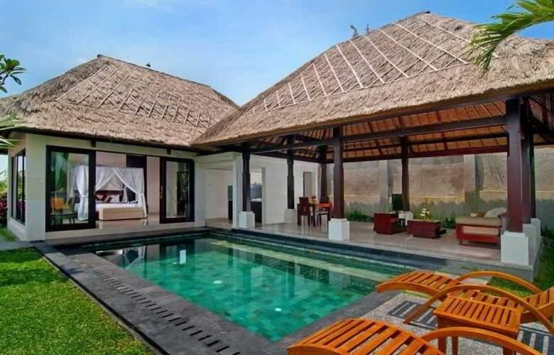 Santi Mandala Luxury Villa - Pool - 5