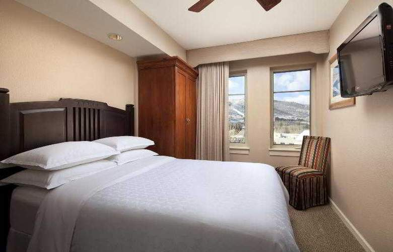 Sheraton Mountain Vista - Room - 18