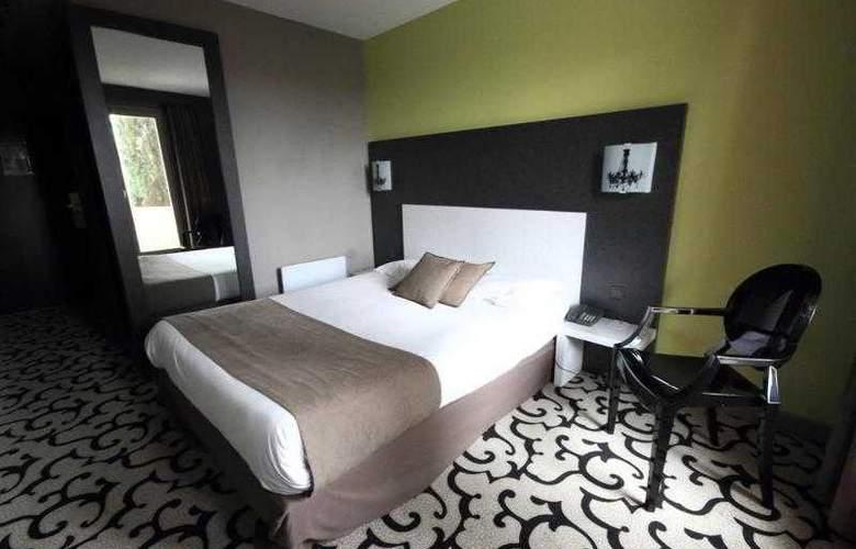 Auberge de Jons - Hotel - 25