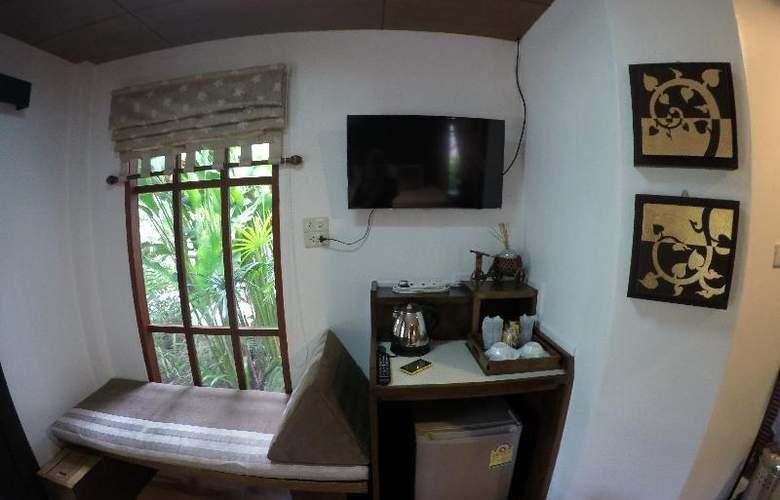 Bangtao Beach Chalet Phuket - Room - 43