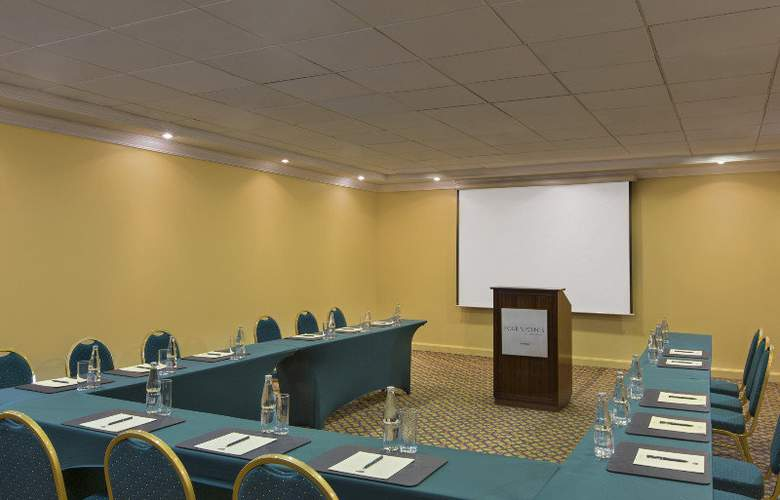 Four Points by Sheraton Santiago - Conference - 12
