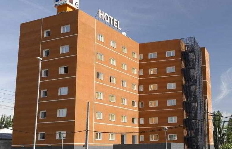 H2 Fuenlabrada - Hotel - 0