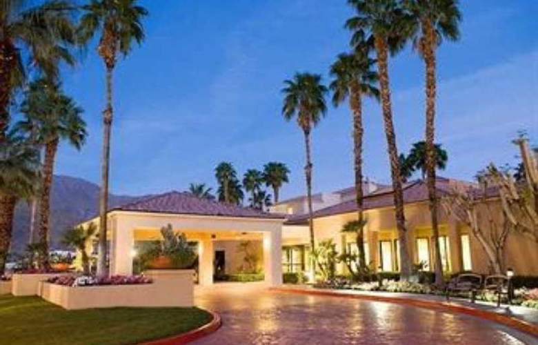 Palm Springs Courtyard by Marriott - General - 1