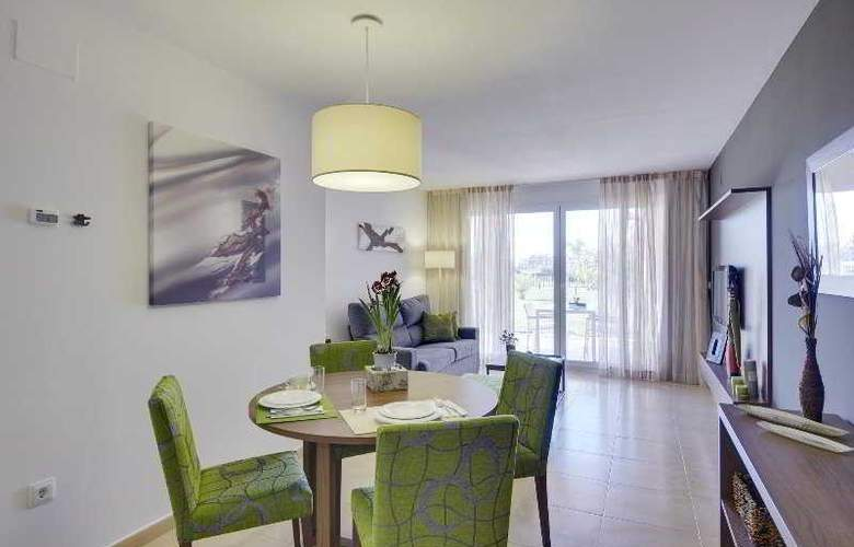 The Residences Mar Menor Golf & Resort - Room - 6