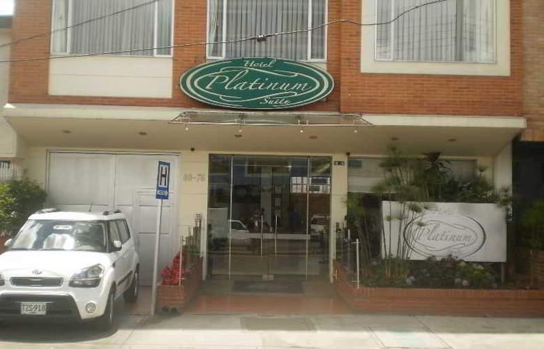 Hotel Platinum Suite - Hotel - 7