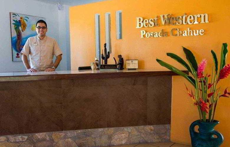 Best Western Posada Chahué - Hotel - 19