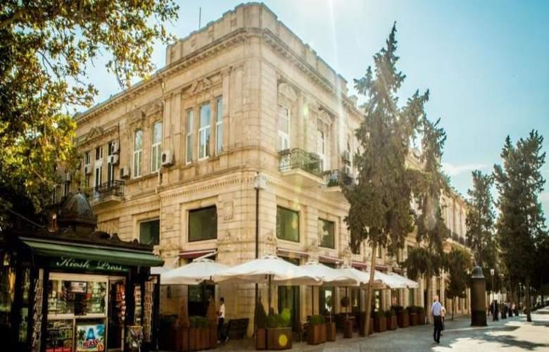 Bristol Hotel Baku - Hotel - 0