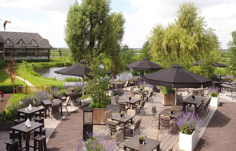 Van der Valk Hotel Volendam - Terrace - 50