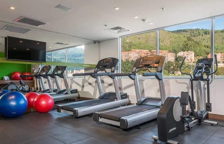 Hampton by Hilton Bogota Usaquen - Sport - 7