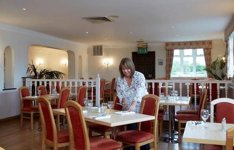 Best Western Consort Hotel - Restaurant - 97