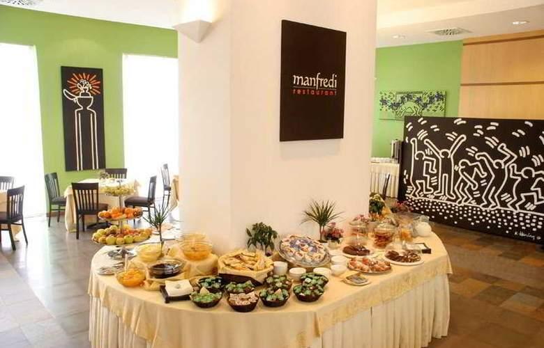 Regiohotel Manfredi - Restaurant - 2