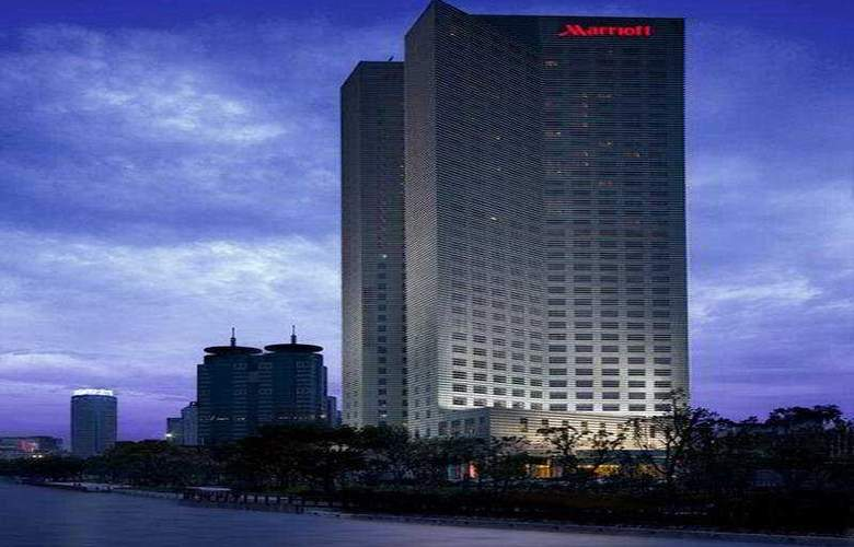 Marriott Ningbo - Hotel - 0