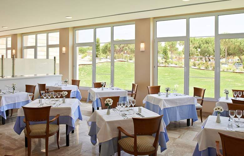 Hipotels Playa la Barrosa (Only Adults) - Restaurant - 6