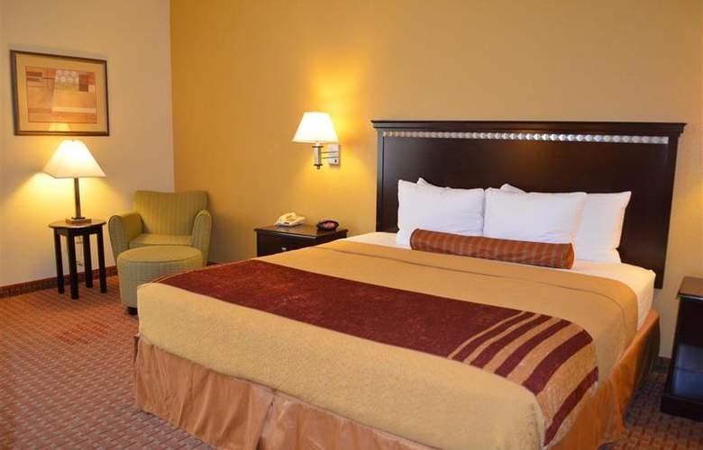Best Western Greenspoint Inn and Suites - Room - 129