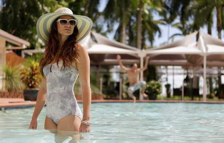 Rydges Tradewinds Resort Cairns - Pool - 4