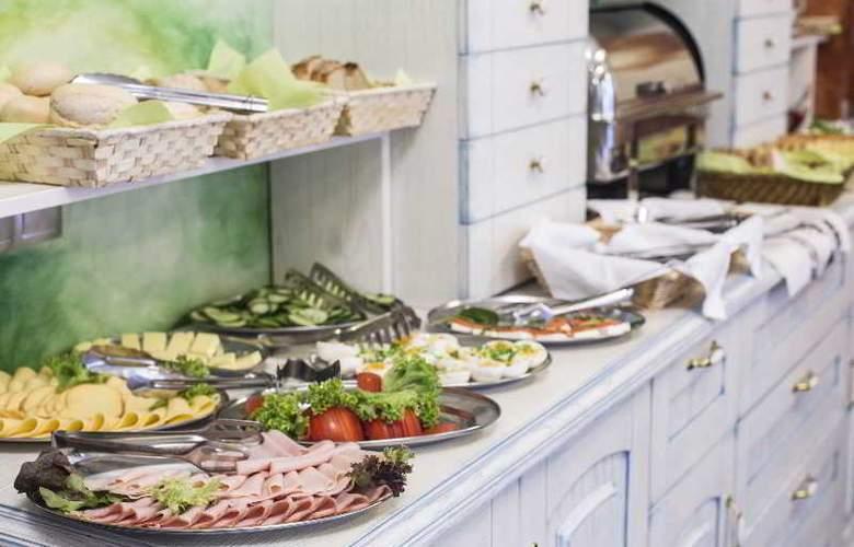 Abella Suites & Apartments - Restaurant - 14