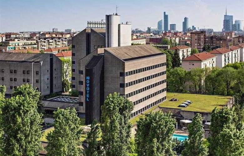 Novotel Milano Nord Ca Granda - Hotel - 0