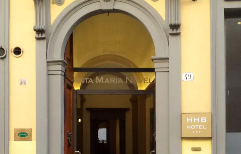 HHB Firenze Santa Maria Novella - Hotel - 0