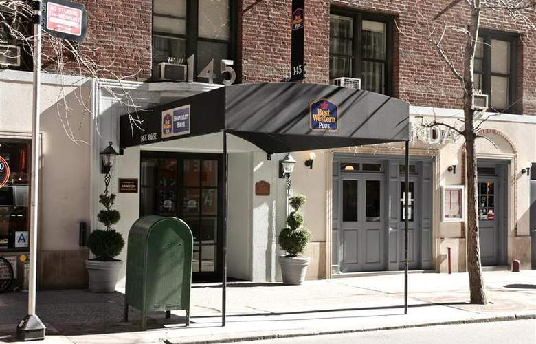 Best Western Plus Hospitality House - Apartments - Hotel - 73