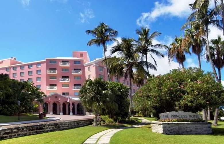 Hamilton Princess & Beach Club - Hotel - 8