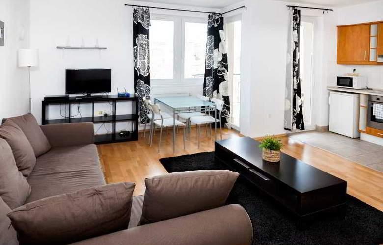Nova Apartments - Room - 12