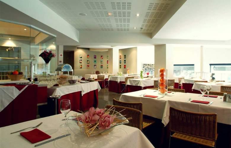 Amister Art Barcelona Sercotel - Restaurant - 24